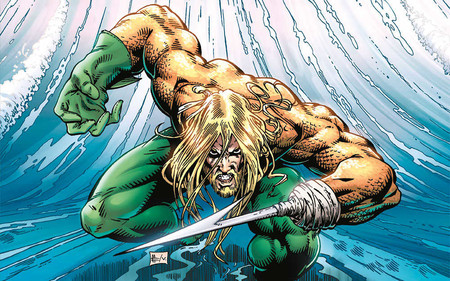 Portada Jpg Web Aquaman De Peter David