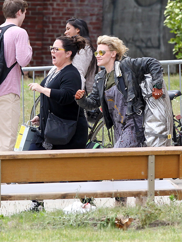 Foto de Ghostbusters, imágenes del rodaje (4/6)