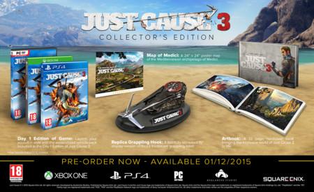 Just Cause 3 Edicion De Coleccion