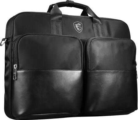 Msi Topload Bag Black