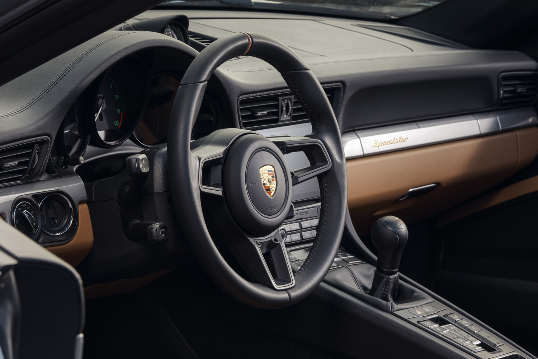 Foto de Porsche 911 Speedster 2019 (9/43)