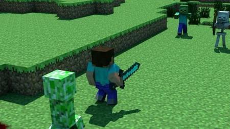 Minecraft estará presente en Windows Phone