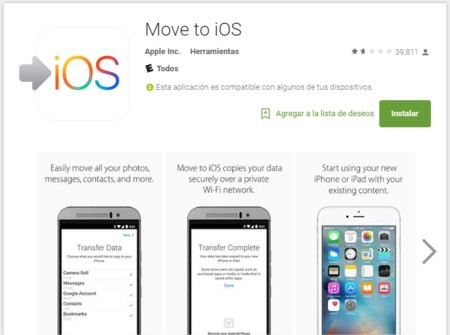 Move To Ios Google Play
