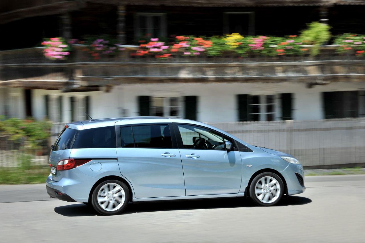 Foto de Mazda5 2010 (39/121)