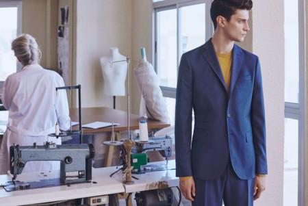 La colección tailored de Mango Man nos da un paseo por sus talleres para empaparnos de elegancia