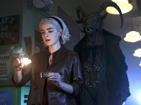 Todos los estrenos de Netflix en abril 2019: vuelve 'Las escalofriantes aventuras de Sabrina', su nueva película española y más