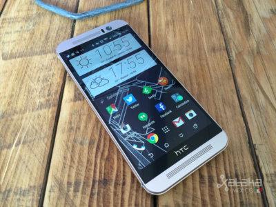 Liberado Android 5.1 para HTC One M9 con Telcel