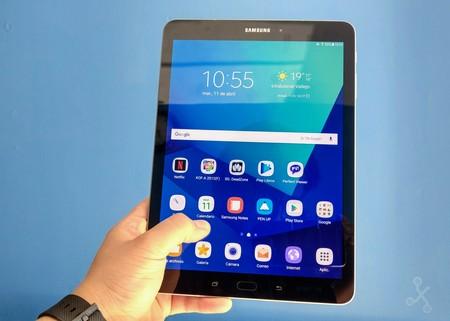 Samsung Galaxy Tab S3 Analisis 12