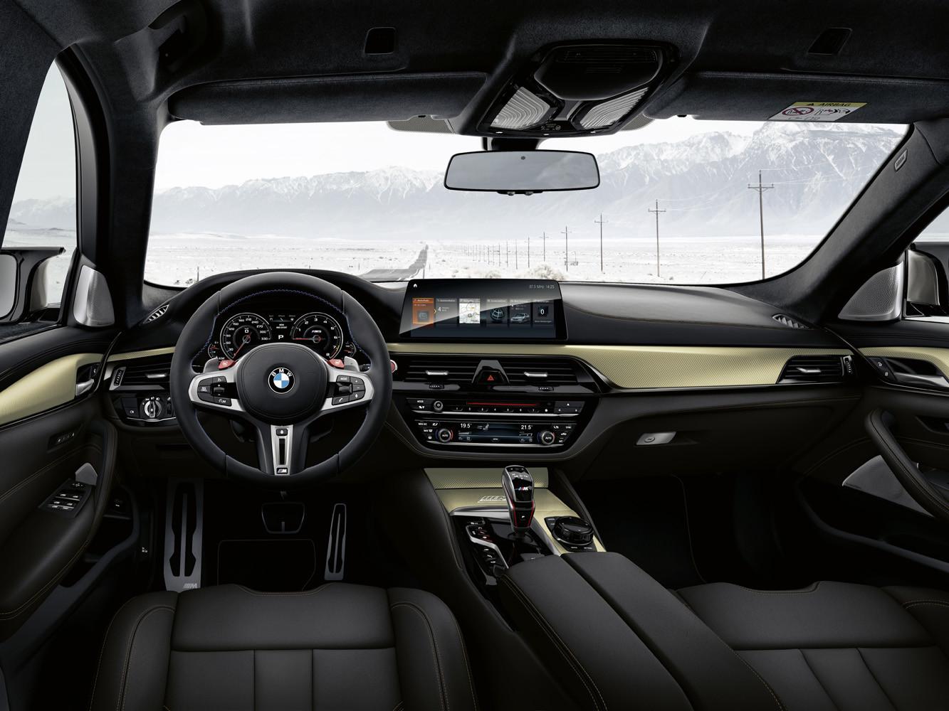 Foto de BMW M5 Edición 35 Aniversario (10/14)