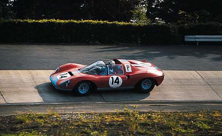 Ferrari 206 Dino Spyder Maranello Concessionaires