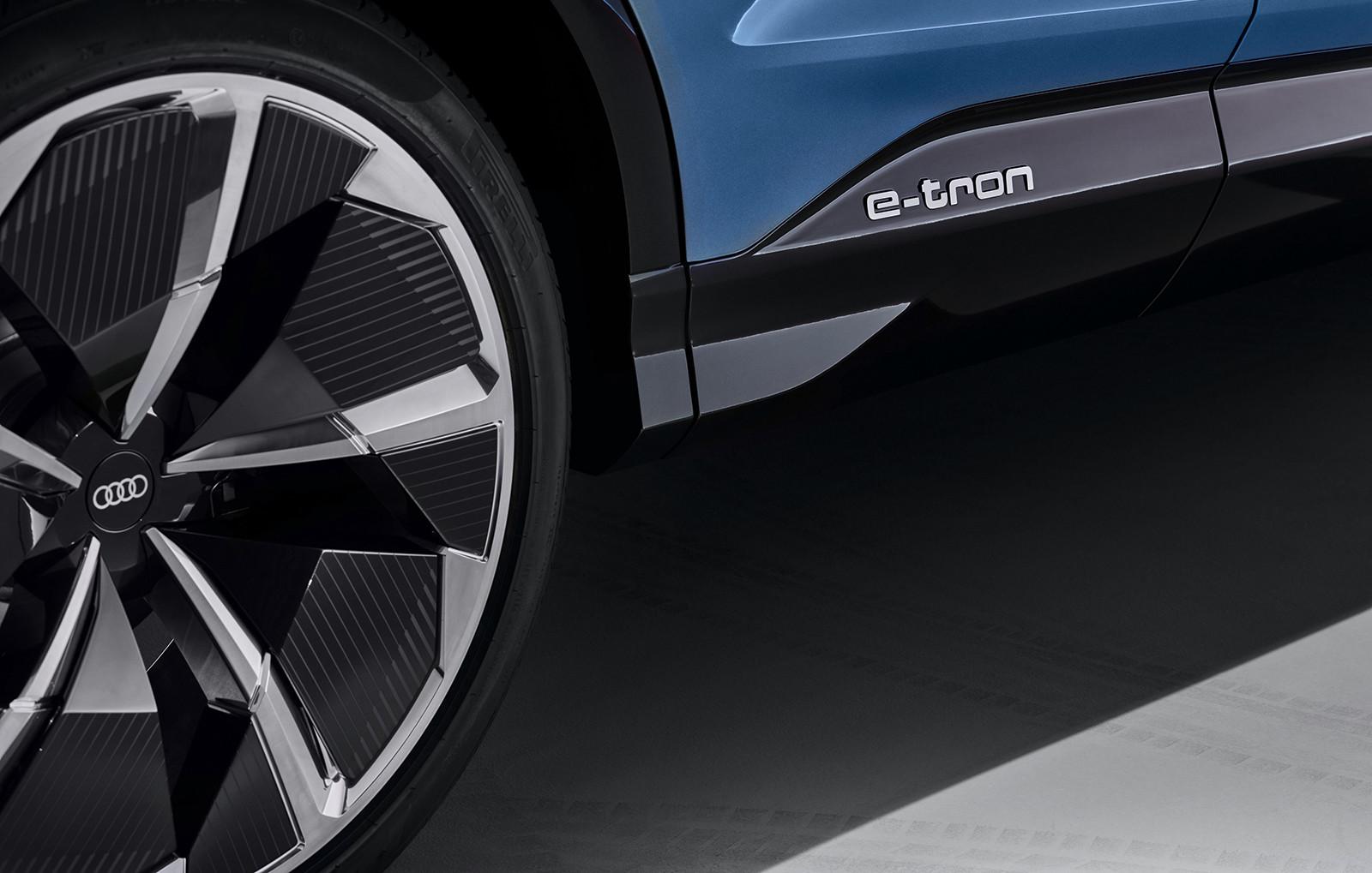 Foto de Audi Q4 e-tron concept (10/19)