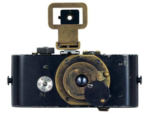 Modelo Ur Leica Construida Por Oskar Barnack En 1914 Leica Camera Ag