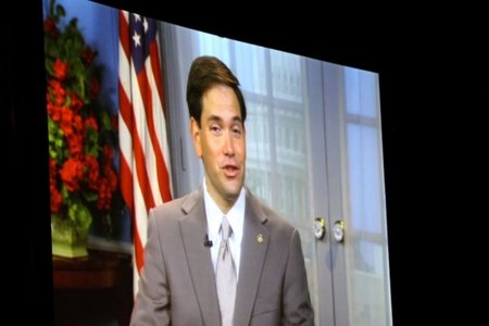 El senador Marco Rubio, estrella en ascenso del campo republicano, anuncia que retira su apoyo a la #SOPA