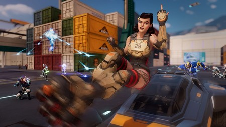 Cuánto de Saints Row hay en Agents of Mayhem