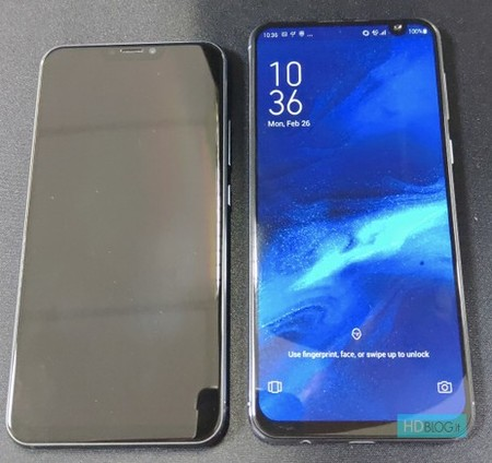 Asus Zenfone 6 Notch Lateral 2