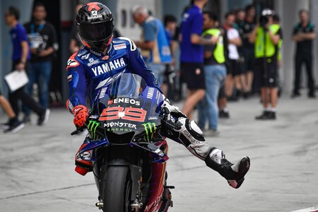 Lorenzo Sepang Motogp 2020