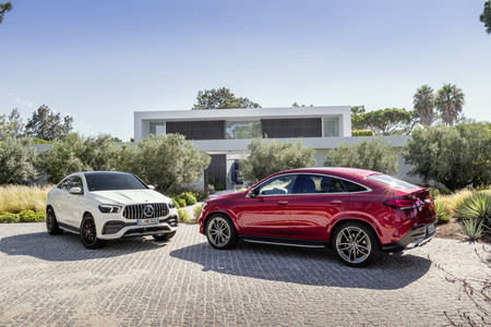 Mercedes-Benz GLE Coupé y Mercedes-AMG GLE 53 4Matic+ Coupé