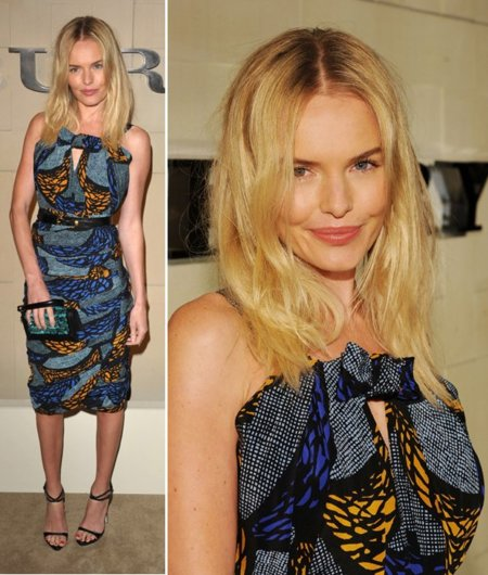Kate Bosworth Burberry Prorsum