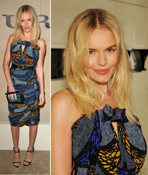 Kate Bosworth Burberry Prorsum