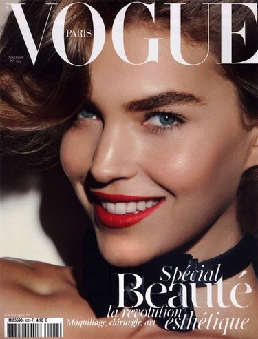 Vogue Paris ya tiene a su musa: Arizona Muse