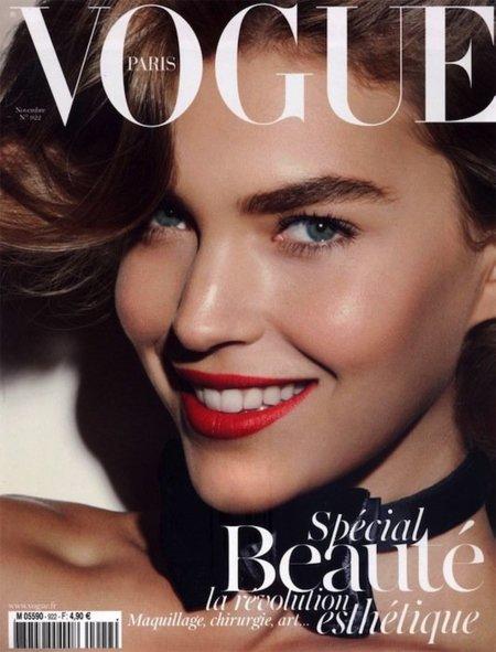 Vogue Paris ya tiene a su musa: Arizona Muse