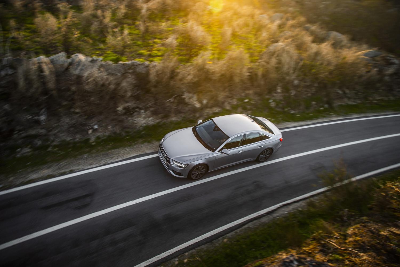 Foto de Audi A6 2018, toma de contacto (71/118)