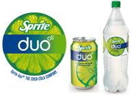 Sprite Duo, nueva bebida de The Coca Cola Company