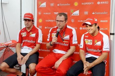 """Felipe Massa: """"el único que puede ayudar a Fernando es el propio Vettel"""""""