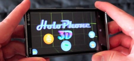 HoloPhone 3D, los hologramas invaden tu Windows Phone