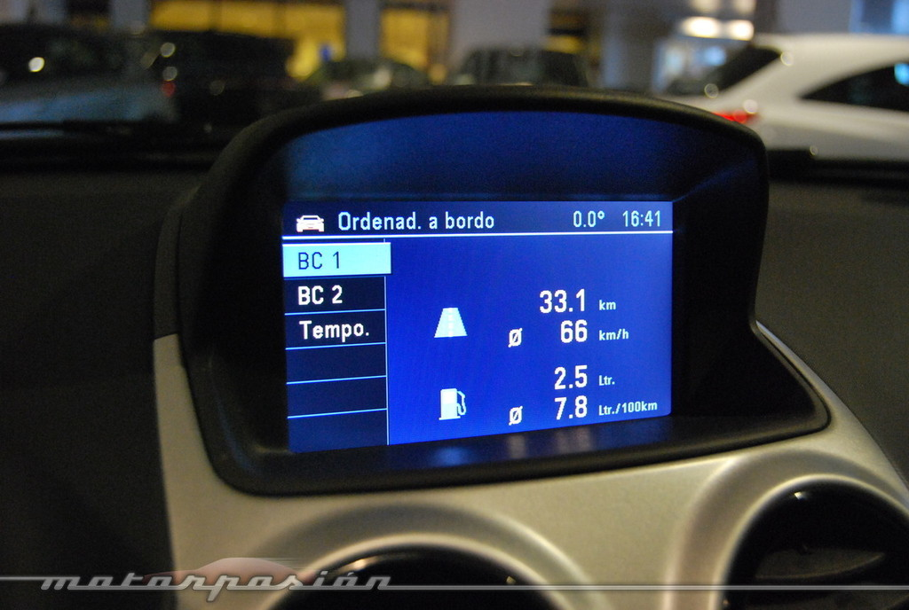 Foto de Opel Corsa 2010 (presentación) (35/37)