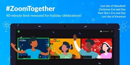 Zoom Videollamadas Navidad