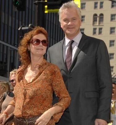 Susan Sarandon y Tim Robbins han separado