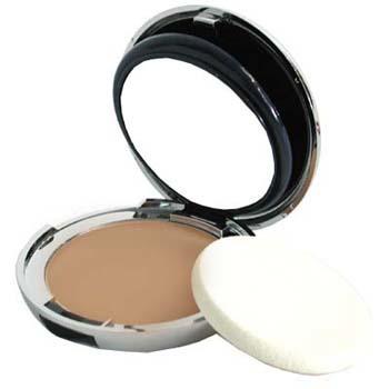 Maquillaje en polvos compactos