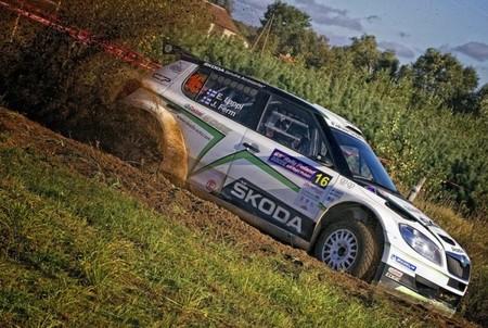 Skoda participará en el europeo de Rallyes y en el WRC2