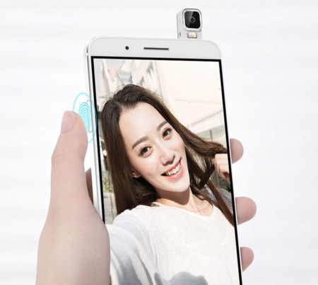 Huawei Honor 7i Front