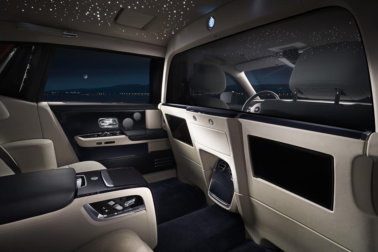 Foto de Rolls-Royce Phantom Privacy Suite (36/42)