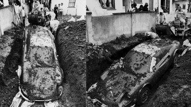 Dolorpasión™ 'vintage': buscando aparcamiento subterráneo