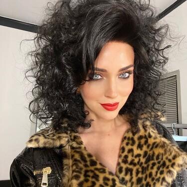 Chiara Ferragni y su cambio radical para el nuevo videoclip de Fedez: así sería con el pelo rizado, corto y negro