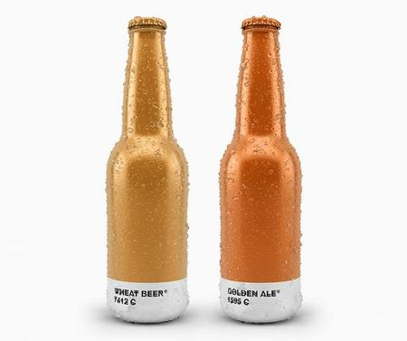Cervezas Pantone