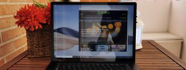 Microsoft Surface Laptop 4, análisis: rendimiento fabuloso para un equipo que deja una sensación agridulce