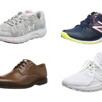 Chollos en tallas sueltas de zapatos y zapatillas Clarks, Under Armour o New Balance en Amazon