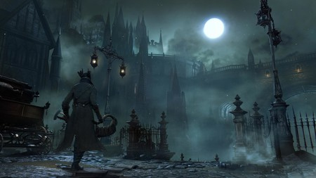 Bloodborne City 1080 1402424404