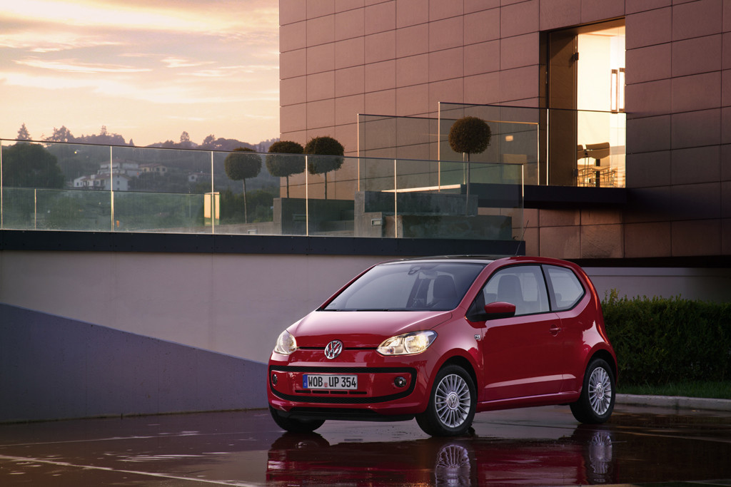 Foto de Volkswagen Up! (3/75)