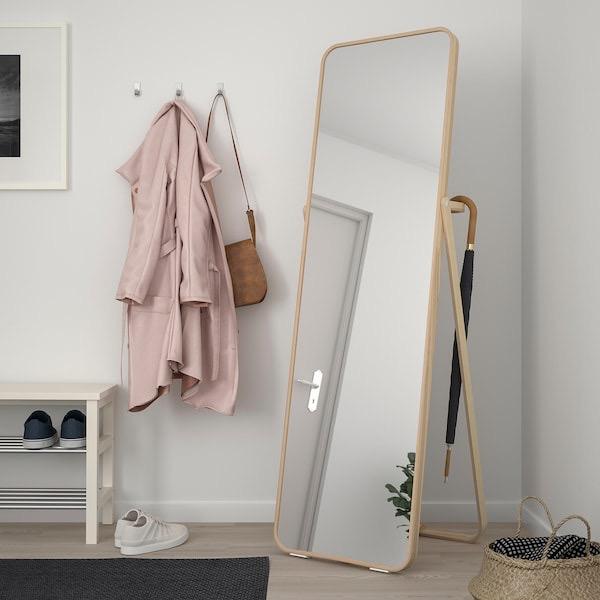 Espejo de fresno