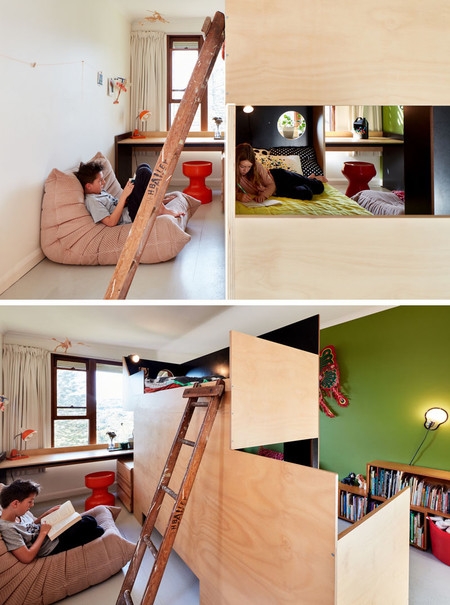 Modern Bunk Bed Split Room In Two 201217 643 02