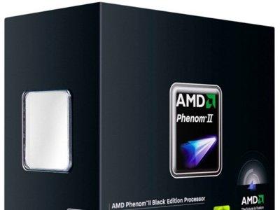 AMD también presenta nuevos procesadores AMD Phenom II