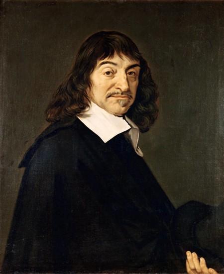 Descartes haciendo migas con Aristóteles
