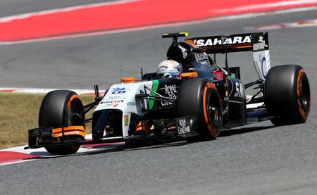 Dani Juncadella disputará los primeros entrenamientos libres del Gran Premio de Gran Bretaña con Force India