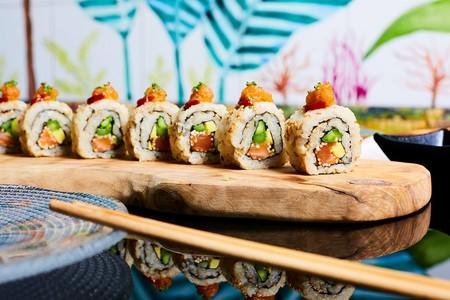Zaperoco, un restaurante japo tropical que te va a encantar