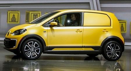Volkswagen e-load Up!, para el transporte urbano sin malos humos
